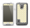 The Yellow & White Seamless Morocan Pattern V2 Samsung Galaxy S5 LifeProof Fre Case Skin Set
