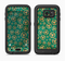 The Yellow and Green Recycle Pattern Full Body Samsung Galaxy S6 LifeProof Fre Case Skin Kit