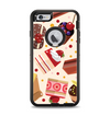 The Yummy Dessert Pattern Apple iPhone 6 Plus Otterbox Defender Case Skin Set