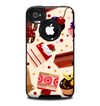 The Yummy Dessert Pattern Skin for the iPhone 4-4s OtterBox Commuter Case