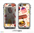 The Yummy Dessert Pattern Skin for the iPhone 5c nüüd LifeProof Case