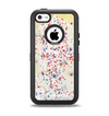 The Yummy Poptart Apple iPhone 5c Otterbox Defender Case Skin Set