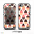 The Yummy Subtle Cupcake Pattern Skin for the iPhone 5c nüüd LifeProof Case