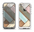 The Zigzag Vintage Wood Planks Apple iPhone 5-5s LifeProof Fre Case Skin Set