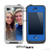 The Add Your Own Photo Skin for the iPhone 4-4s Fre LifeProof Case