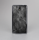 The Grunge Scratched Metal Skin-Sert Case for the Samsung Galaxy Note 3