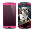 The Custom Add Your Own Image Skin for the Galaxy S4