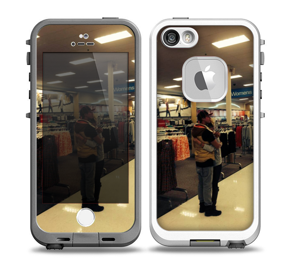 The Add Your Own Photo Skin for the iPhone 5-5s Fre LifeProof Case ... 825611777