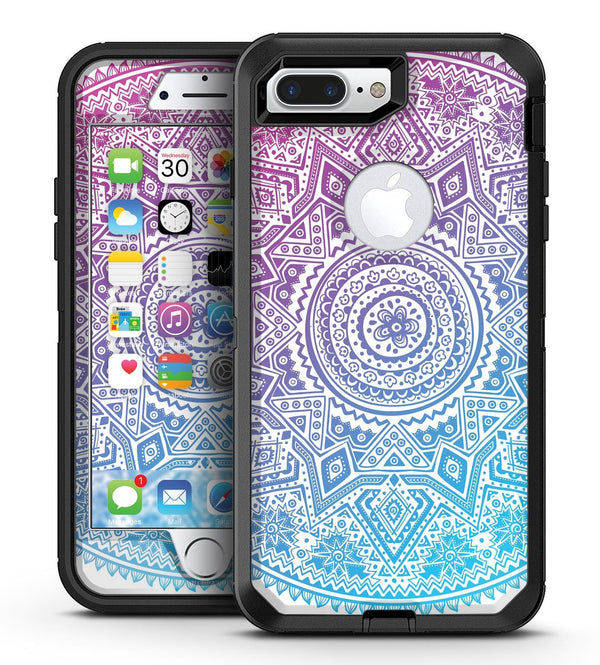the best attitude dc075 2e11e Tribal Ethnic Mandala v5 - iPhone 7 Plus/8 Plus OtterBox Case & Skin Kits