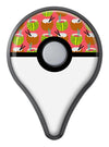 Tropical Coconut Twist v8 Pokémon GO Plus Vinyl Protective Decal Skin Kit