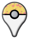 Tropical Flamingo v1 Pokémon GO Plus Vinyl Protective Decal Skin Kit