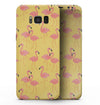 Tropical Flamingo v1 - Samsung Galaxy S8 Full-Body Skin Kit