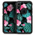 Tropical Mint and Vivid Pink Floral v2 - Skin Kit for the iPhone OtterBox Cases
