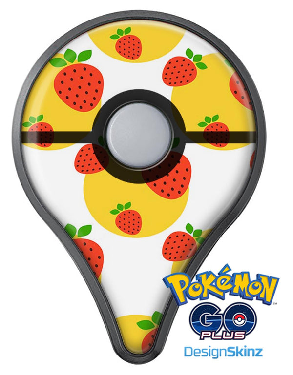 Tropical Summer Love v5 Pokémon GO Plus Vinyl Protective Decal Skin Kit