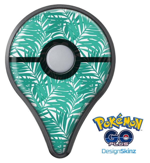 Tropical Summer v1 Pokémon GO Plus Vinyl Protective Decal Skin Kit