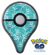 Tropical Summer v2 Pokémon GO Plus Vinyl Protective Decal Skin Kit