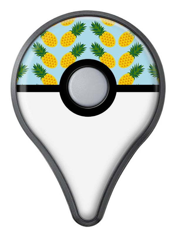 Tropical Twist PineApple v1 Pokémon GO Plus Vinyl Protective Decal Skin Kit