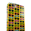 Tropical Twist Sunglasses v3 iPhone 6/6s or 6/6s Plus 2-Piece Hybrid INK-Fuzed Case