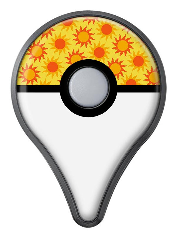 Tropical Twist v4 Pokémon GO Plus Vinyl Protective Decal Skin Kit