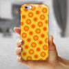 Tropical Twist v4 iPhone 6/6s or 6/6s Plus 2-Piece Hybrid INK-Fuzed Case