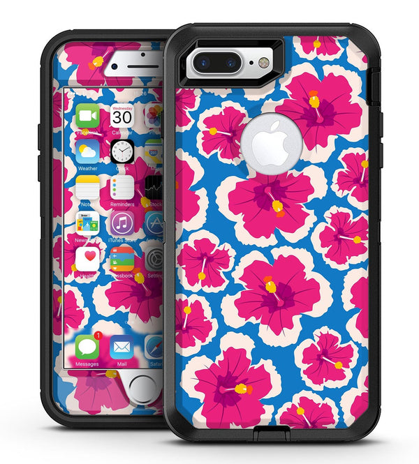 Tropical Twist v5 - iPhone 7 Plus/8 Plus OtterBox Case & Skin Kits
