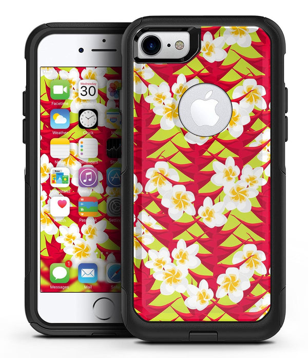 Tropical Twist v9 - iPhone 7 or 8 OtterBox Case & Skin Kits