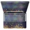 MacBook Pro with Touch Bar Skin Kit - Unfocused_MultiColor_Gold_Sparkle_-MacBook_13_Touch_V4.jpg?