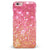Unfocused Pink and Gold Orbs iPhone 6/6s or 6/6s Plus INK-Fuzed Case