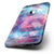 The Vector Triangle Pink and Blue Galaxy Six-Piece Skin Kit for the iPhone 6/6s or 6/6s Plus