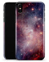 Vibrant Space - iPhone X Clipit Case
