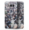 Vintage Aerial Cityscape - Samsung Galaxy S8 Full-Body Skin Kit