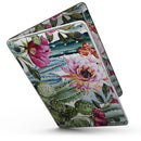 MacBook Pro with Touch Bar Skin Kit - Vintage_Watercolor_Cactus_Bloom-MacBook_13_Touch_V6.jpg?