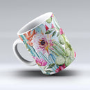 The-Vintage-Watercolor-Cactus-Bloom-ink-fuzed-Ceramic-Coffee-Mug