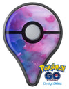 Vivid Absorbed Watercolor Texture Pokémon GO Plus Vinyl Protective Decal Skin Kit