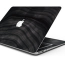 "Vivid Agate Vein Slice Foiled V10 - Skin Decal Wrap Kit Compatible with the Apple MacBook Pro, Pro with Touch Bar or Air (11"", 12"", 13"", 15"" & 16"" - All Versions Available)"