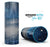 Vivid Blue Falling Stars in the Night Sky - Full-Body Skin-Kit for the Amazon Echo
