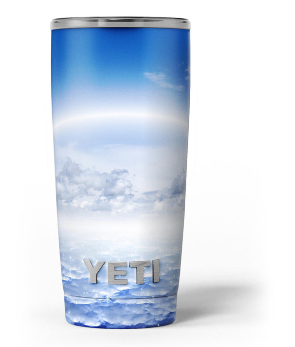 Vivid_Blue_Reflective_Clouds_on_the_Horizon_-_Yeti_Rambler_Skin_Kit_-_20oz_-_V3.jpg