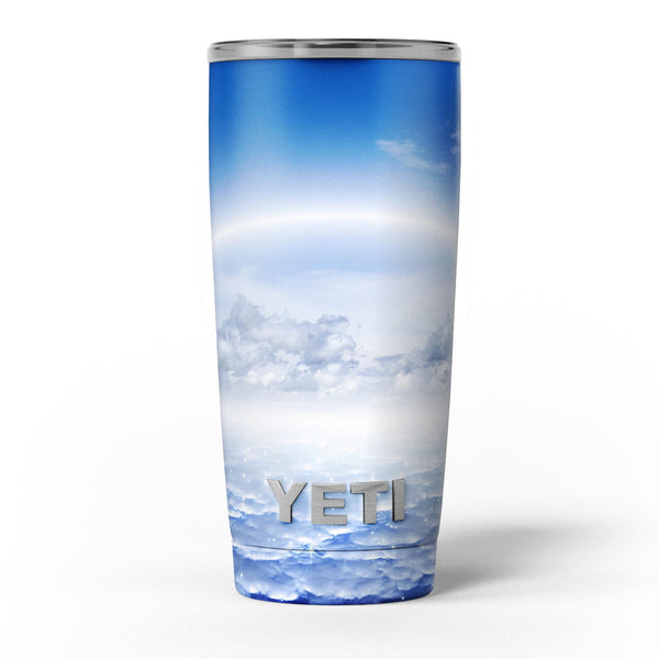 Vivid_Blue_Reflective_Clouds_on_the_Horizon_-_Yeti_Rambler_Skin_Kit_-_20oz_-_V5.jpg