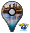 Vivid Brooklyn Bridge Pokémon GO Plus Vinyl Protective Decal Skin Kit