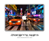 NYC Traffic MacBook Skin