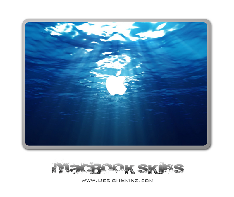 Ocean MacBook Skin