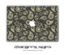 Paisley MacBook Skin