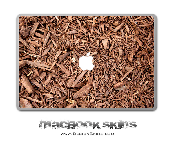 Loose Bark MacBook Skin