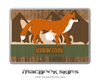 Lookin Foxy MacBook Skin by Lauren Pyles