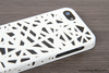 The White Web Case for the iPhone 4/4s or 5