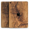 "Raw Wood Planks V11 - Full Body Skin Decal for the Apple iPad Pro 12.9"", 11"", 10.5"", 9.7"", Air or Mini (All Models Available)"