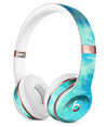 Washed 08242 Absorbed Watercolor Texture Full-Body Skin Kit for the Beats by Dre Solo 3 Wireless Headphones