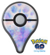 Washed 4221 Absorbed Watercolor Texture Pokémon GO Plus Vinyl Protective Decal Skin Kit