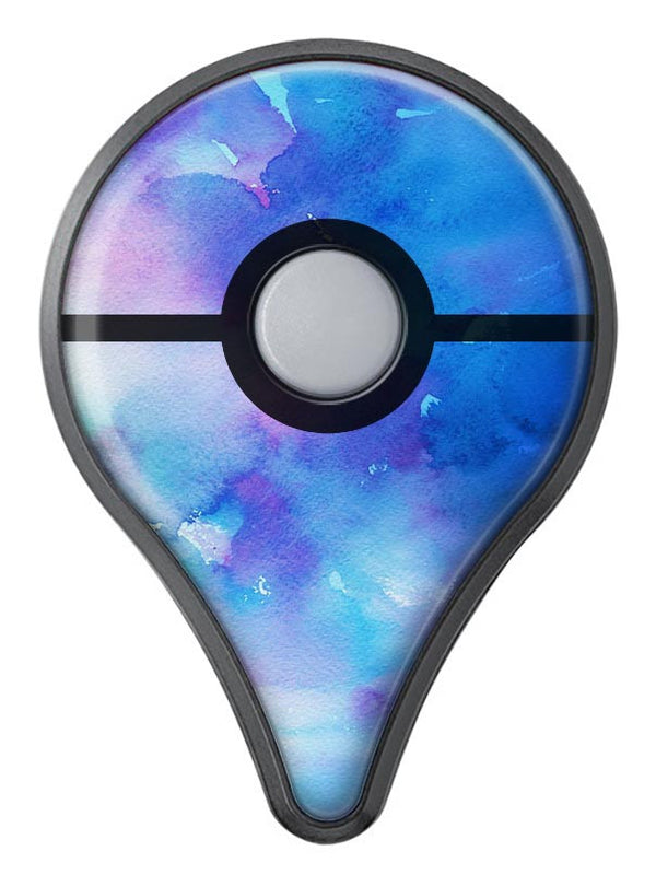 Washed 42290 Absorbed Watercolor Texture Pokémon GO Plus Vinyl Protective Decal Skin Kit