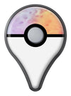 Washed 42 Absorbed Watercolor Texture Pokémon GO Plus Vinyl Protective Decal Skin Kit